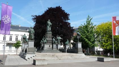 Lutherdenkmal zu Worms