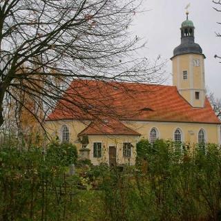 Kirche Störmthal