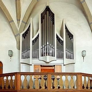 Eule-Orgel Wenceslaikirche