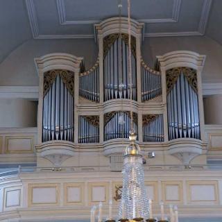 Urban Kreuzbach_Orgel St. Nikolai Waldheim