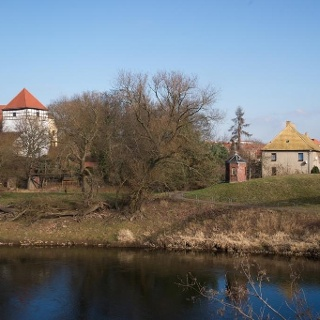 Burg und Kirche St.Nicolai Bad Düben