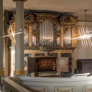 Orgel Großdeuben