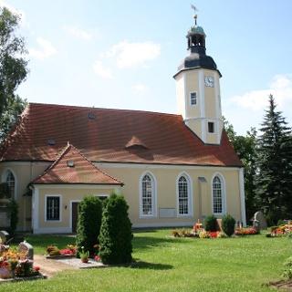 Großpösna - Kreuzkirche Störmthal