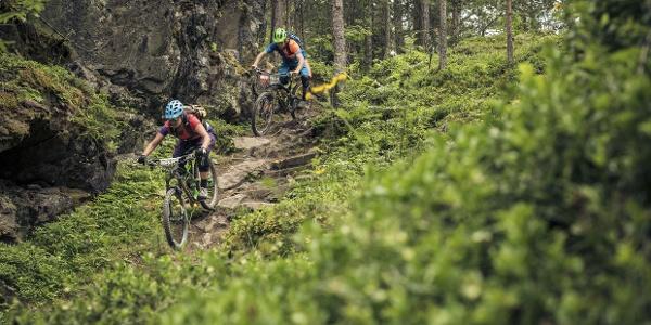 Harise Trail - Bike Republic Sölden