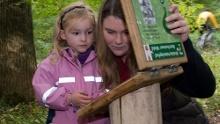 Familienrunde Walderlebnispfad/Hutewald