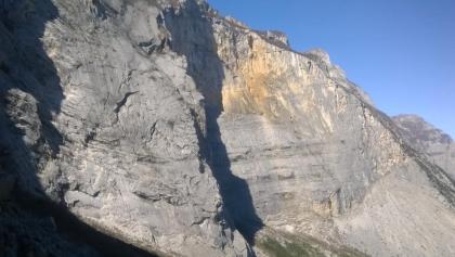 Wandbild Monte Brento