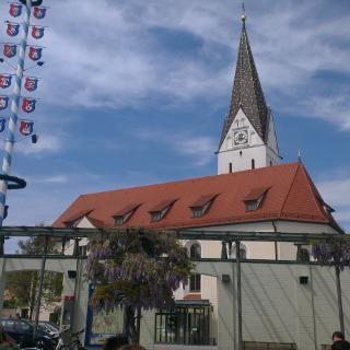 Stadtplatz Vohburg a.d. Donau