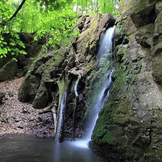 Ilona-vízesés