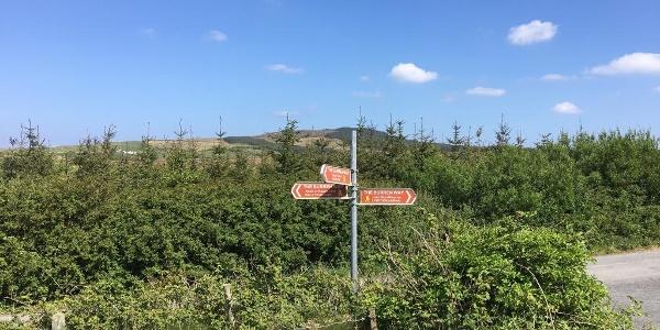 Burren Way Waymarkers