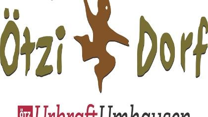 Logo Ötzi-Dorf Urkraft Umhausen