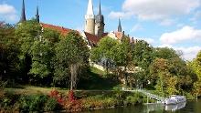 Saaleradweg Etappe 7 - Von Naumburg (Saale) nach Halle (Saale)