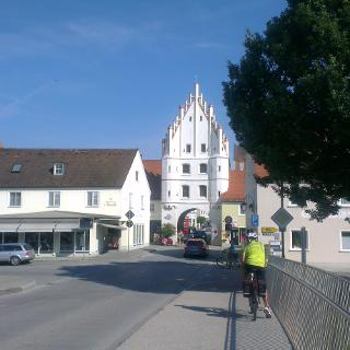 Vohburg Stadttor