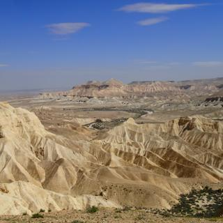 Wadi Zin mit Hod Akev