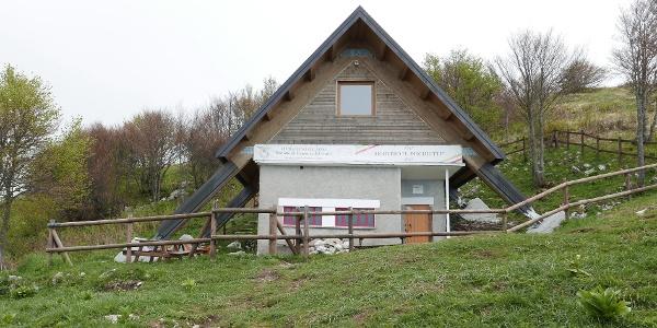Schutzhütte E. Pischiutti
