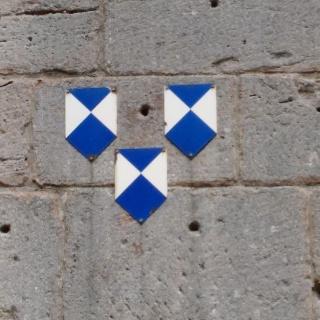 Kulturgut unter Sonderschutz - Klosterruine Limburg