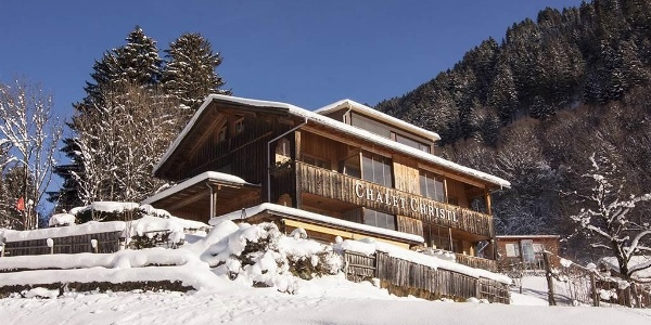 Chalet Christl Winter