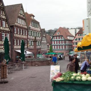 Markt in Calw