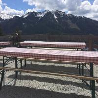 Ebner-Alm, Mitte Mai