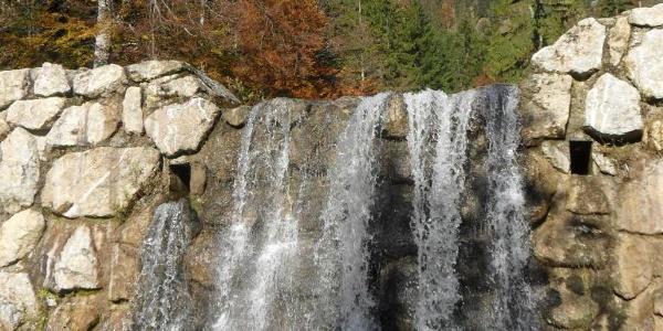 Wasserfall im Tirol