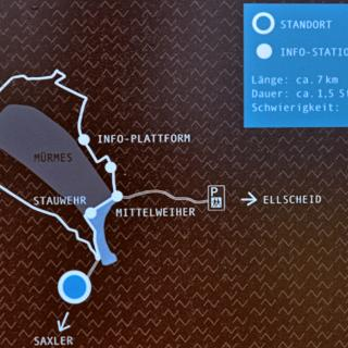 Karte Mürmes-Rundweg