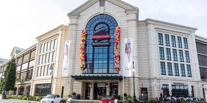 Designer outlet salzburg outlet store for Designer hotel salzburg