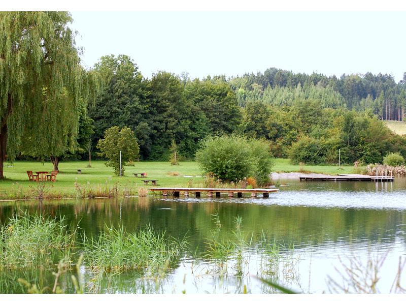 Starkholzbacher See   - © Quelle: Nicole Hirsch