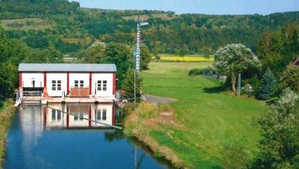 Wasserkraftwerk Centrale Harnrode