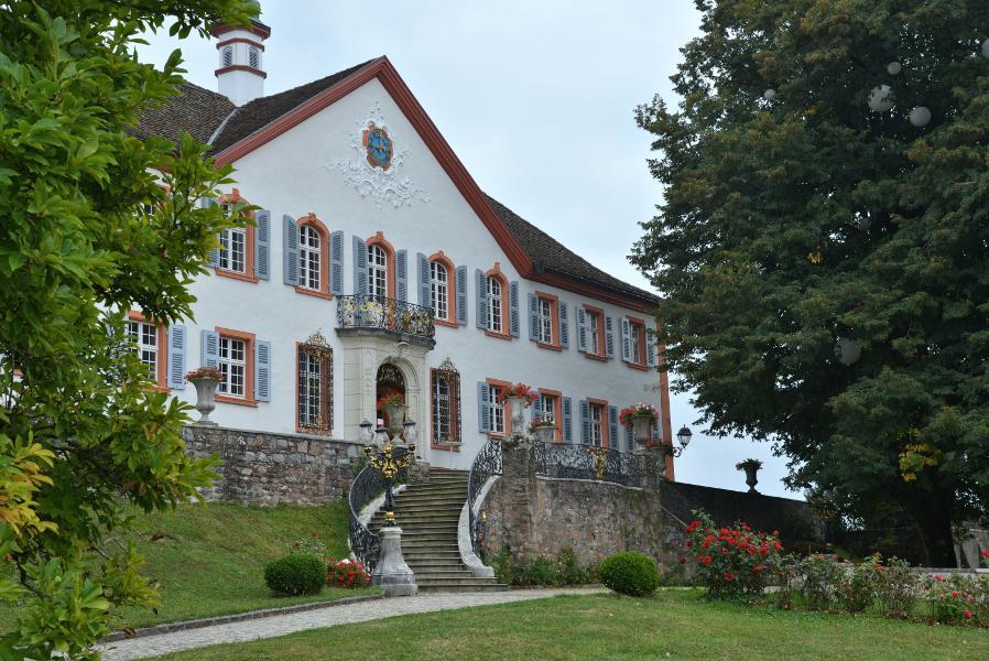 Am Paradies 1 - Schloss Bürgeln