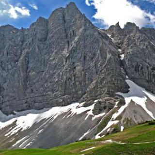 Panorama view from Mahnkopf