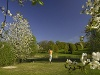 Schlosspark 8  - @ Autor: Beate Philipp  - © Quelle: Golf-Club Heilbronn-Hohenlohe e. V.