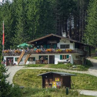 Rohrkopfhütte am Tegelberg
