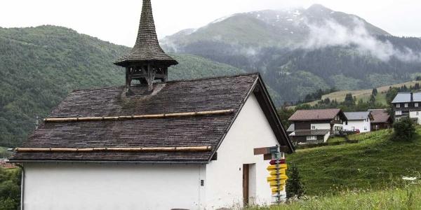 Kapelle in Cuoz