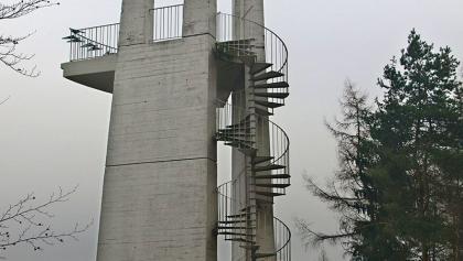 Aussichtsturm und Mahnmal Bodesruh bei Heringen-Kleinensee