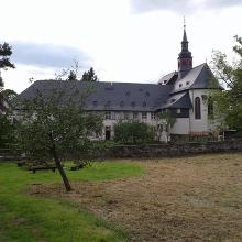 Kloster Schönau von der Rückseite