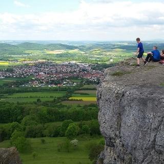 Aussichtsfelsen