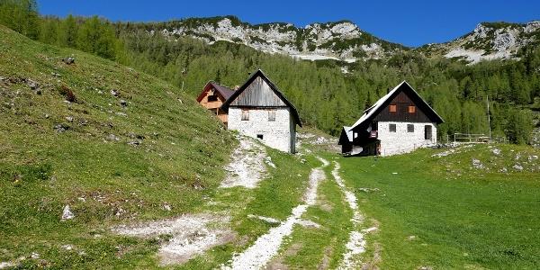 Blejska koča (Veldeser Hütte)