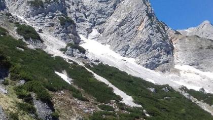 Klettersteig Hochthron : Berchtesgadener hochthron klettersteig u2022 aktuelle bedingungen