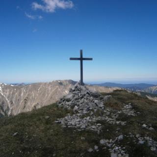Frieder-Gipfelkreuz
