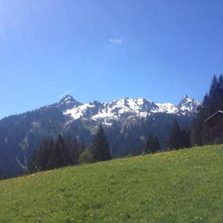 Mittagsspitze & Schwarzhorn