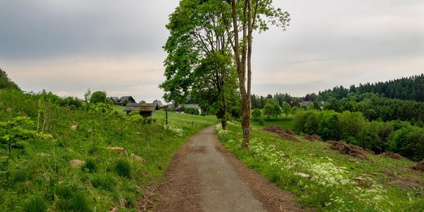 Jagdhaus im Schmallenberger Sauerland