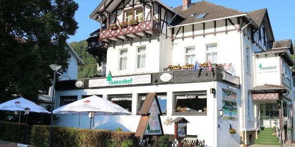 Restaurant Tannenhof in Bad Harzburg