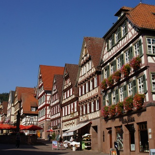 Calwer Marktplatz