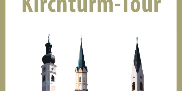 Markierung Holledauer Kirchturm-Tour