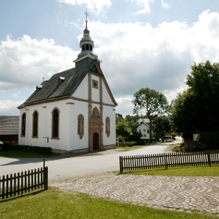 Barockkapelle St. Johannes Evangelist in Berge
