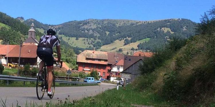 'Rennrad-Reise Südschwarzwald