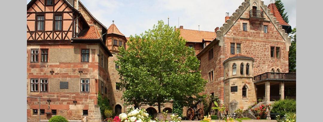 Schloss Augustenau in Herleshausen