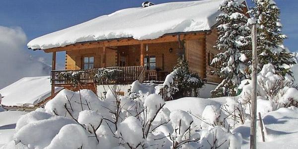 Winter verschneit 1