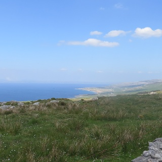 Nice views over Aran Islands