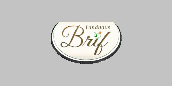 Logo Landhaus Brif