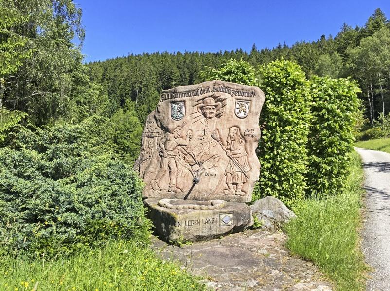 Oberwolfach Tour 7 - Rund um den Schwarzenbruch